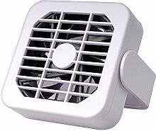 Magnet Fan, Sayou® mini usb ventilator / Tischventilator 360 Grad Rotationstischfächer für compute / home / office