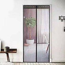 Magnet Fliegengitter Tür, Geeignet für Balkone,