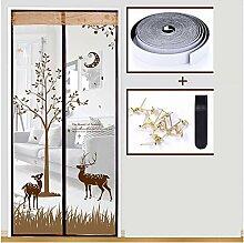 Magnet Fliegengitter Tür Mit Neuen Verbesserten