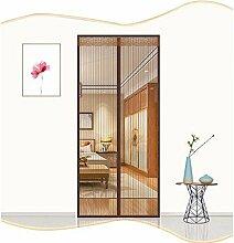 Magnet fliegengitter tür,Vorhang für Balkontür