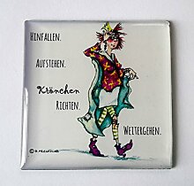 Magnet mit Motiv von B.Freundlieb