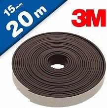Magnetband Magnetstreifen selbstklebend mit 3M