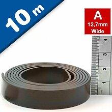 Magnetband Magnetstreifen selbstklebend mit