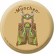 Magnetbutton - München - 16087 - Gr. ca. 5,7 cm