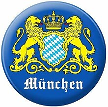 Magnetbutton - München - 16259 - Gr. ca. 5,7 cm