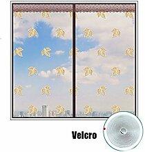 Magnetische Fliegengitter Fenster, Anti-Moskito