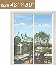 Magnetische Tür, zum Aufhängen, 122 x 80 cm,