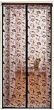 Magnetischer Fliegenvorhang, Mesh Tür Vorhang