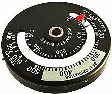 Magnetisches Thermometer für Ofenoberfläche und