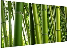 Magnettafel Bamboo Trees Memoboard Design Quer