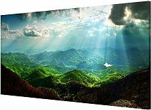 Magnettafel Heavenly Ground Memoboard Design Quer