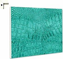 Magnettafel Pinnwand mit Motiv Muster Schlangen