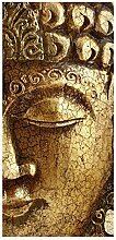 Magnettafel Vintage Buddha Memoboard Design Hoch