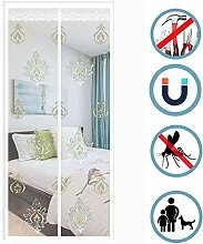 Magnetvorhang Balkontür Mit Leistungsstarken
