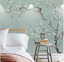 Magnolienblume Wandbild Schlafzimmer Wohnzimmer