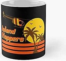 Magnum Pi - Insel Hopper Klassischer Becher