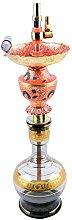 MAIAOXI Hookah Shisha Glas Wasser Vase Pipe -