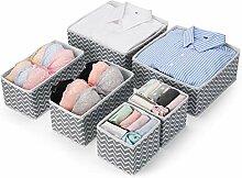 MaidMAX Aufbewahrungsbox Kleiderschrank Organizer