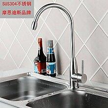 Maifeini _304 Küchenarmatur Spüle Wasserhahn