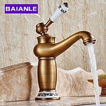 Maifeini Die Badezimmer Waschbecken, Antik Bronze
