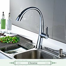 Maifeini Frühling - Küche Wasserhahn Ziehen