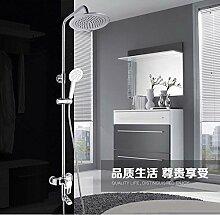 Maifeini Kupfer Dusche Top Dusche Badezimmer Wasserhahn Messing Dusche Mit Warmen Und Kalten Dusche Armaturen Top