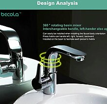 Maifeini  Modernes Waschbecken Design Badezimmer