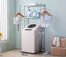 MAIKA HOME Waschmaschine rack/balkon waschmaschine