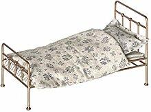 Maileg Vintage Bett für Hasen Mini