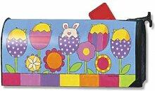 MailWraps Ostern Garten Mailbox Bezug, 08625