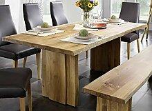 Main Möbel Baumtisch 200x100cm Amber Wildeiche