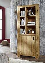 Main Möbel Bücherregal schmal 'Moderna'