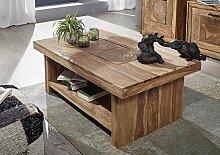 Main Möbel Couchtisch 118x70cm Rio Sheesham massiv