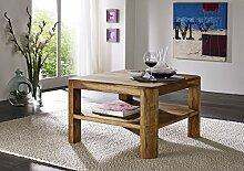 Main Möbel Couchtisch 70x70cm Indian Sunset