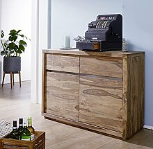 Main Möbel Sideboard 120cm Panama Sheesham massiv