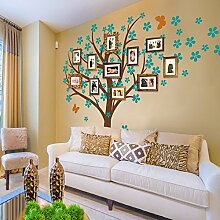 "mairgwall Cherry Blossom Wall Mural Flower Decor Baum Aufkleber Flora Vinyl Baby Kinderzimmer Vinyl, Vinyl, Custom, 80""""h x110""""w"
