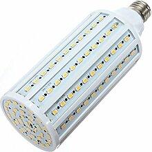 Mais Licht - TOOGOO(R) E27 5630 SMD Mais Licht Lampe Birne 110V, 35W 165 LED Warm Weiss