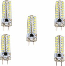 Maisbirne, LED dimmbare G4/GY6,35/G9 5W T 80 SMD