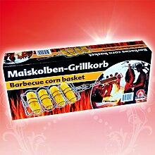 Maiskolben Grillkorb