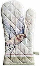 Maison d' Hermine Flying Birds Kochhandschuhe