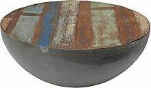Maison ESTO Design Couchtisch Table Kurt Bowl