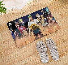 Maize store Cartoon Anime rutschfeste Teppich
