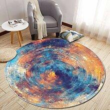 Maize store Einfache Nordic Runde Teppich Moderne