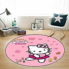 Maize store Runder Teppich Hello Kitty Kinder