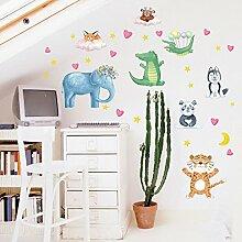 Maize store Wandaufkleber Wandbild Aufkleber