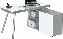 MAJA Möbel 5005 Schreib- und Computertisch Metall