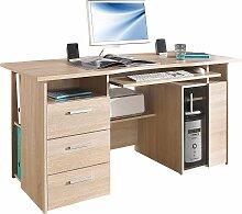 Maja Möbel Computertisch Heide, mit