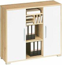 Maja Möbel System Büroschrank 121,1x40x109,7cm