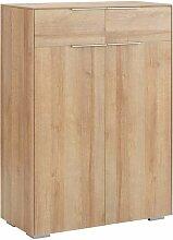 Maja Möbel Yolo Büroschrank 80x37,2x110,2cm