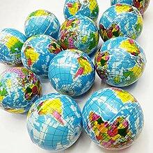 MAJGLGE Madgle, lustige Erdweltkarte, Globe,